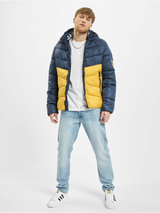 Jack & Jones Puffer Jacket jorAnder gelb