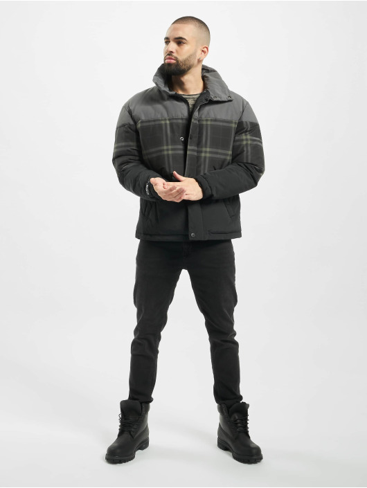 Jack & Jones Puffer Jacket jcoNoah grau