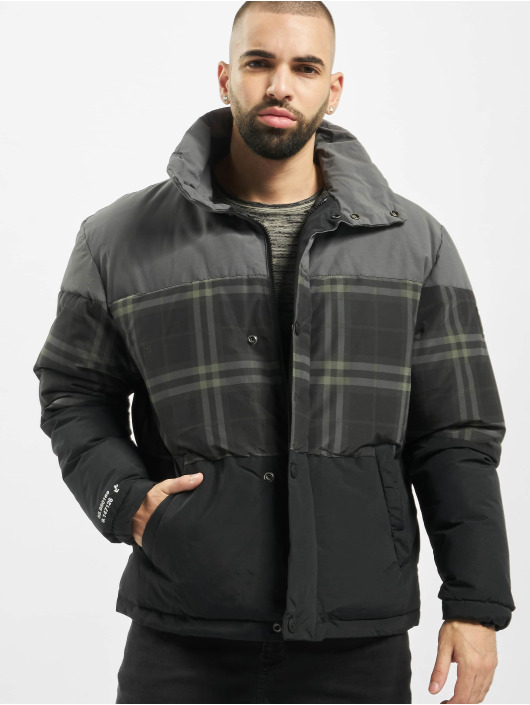 Jack & Jones Puffer Jacket jcoNoah gray