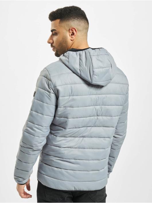 Jack & Jones Puffer Jacket jjeEric gray
