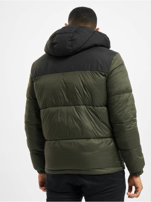 Jack & Jones Puffer Jacket jjDrew green