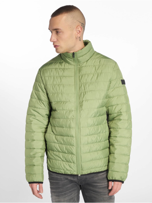 Jack & Jones Puffer Jacket jjeChicago grün