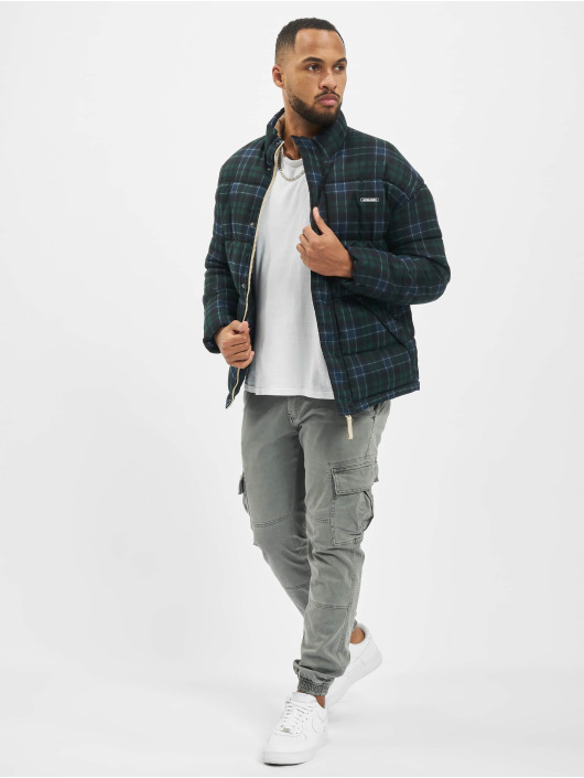 Jack & Jones Puffer Jacket jorFrank grün