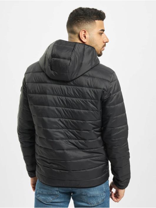 Jack & Jones Puffer Jacket jjeEric schwarz