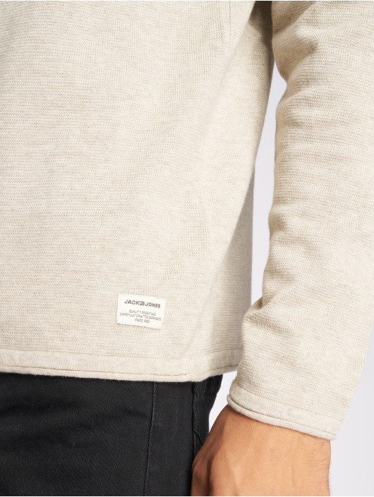 Jack & Jones Pullover jjeUnion beige