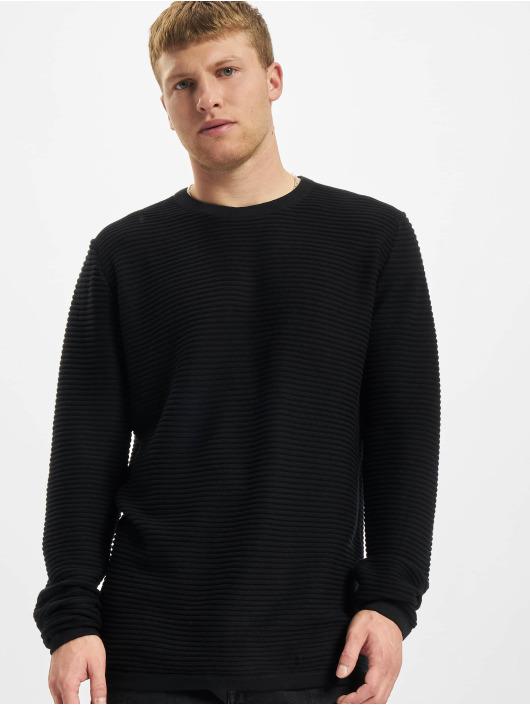 Jack & Jones Pullover Jjewind Knit black