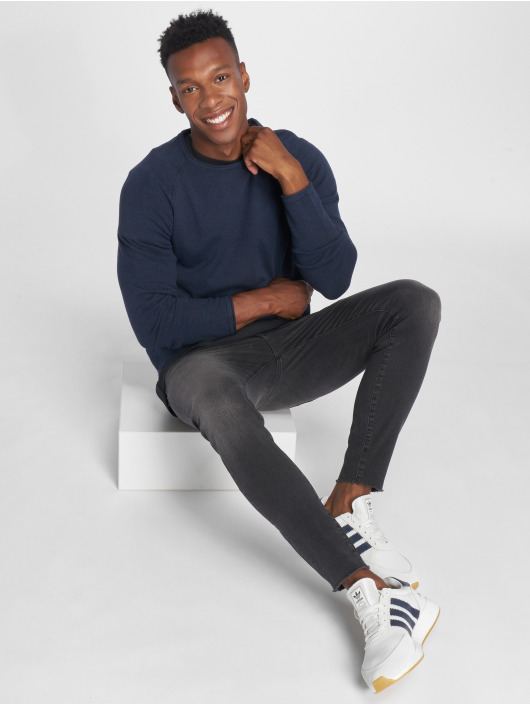 Jack & Jones Pullover jjeUnion Knit blau