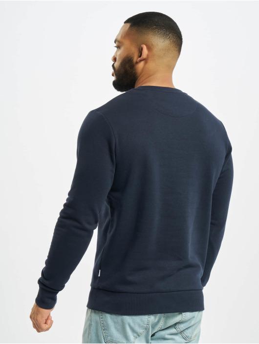 Jack & Jones Pullover jjTonal Logo blau