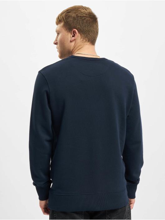 Jack & Jones Pullover Jjeorganic blau