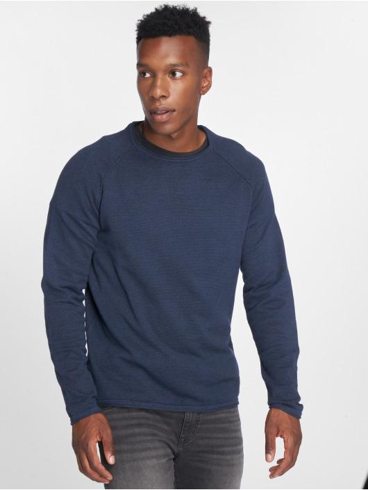 Jack & Jones Pullover jjeUnion Knit blue