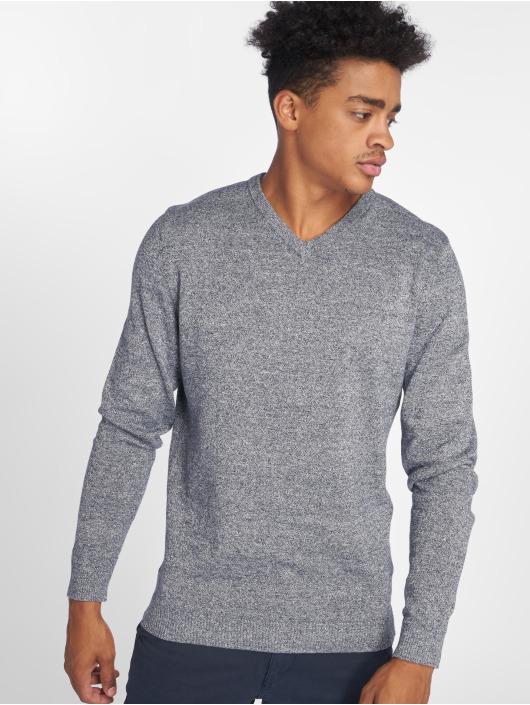 Jack & Jones Pullover jjeBasic Knit blue
