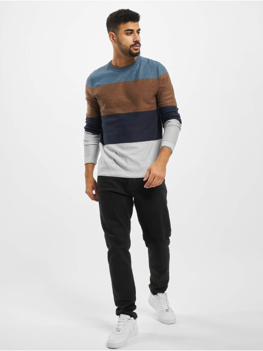 Jack & Jones Pullover jorFlame blue