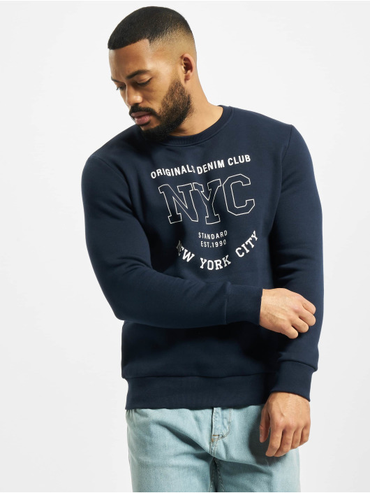 Jack & Jones Pullover jorFaster blue