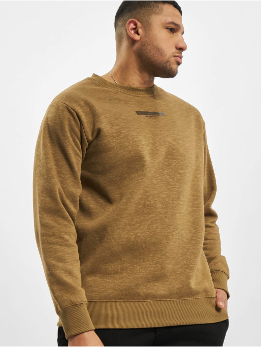 Jack & Jones Pullover jcoDeacon braun