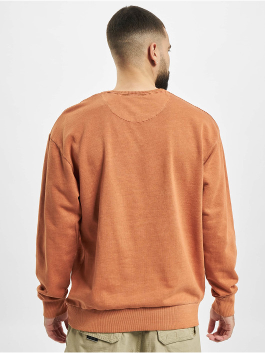 Jack & Jones Pullover jjeWashed Noos braun