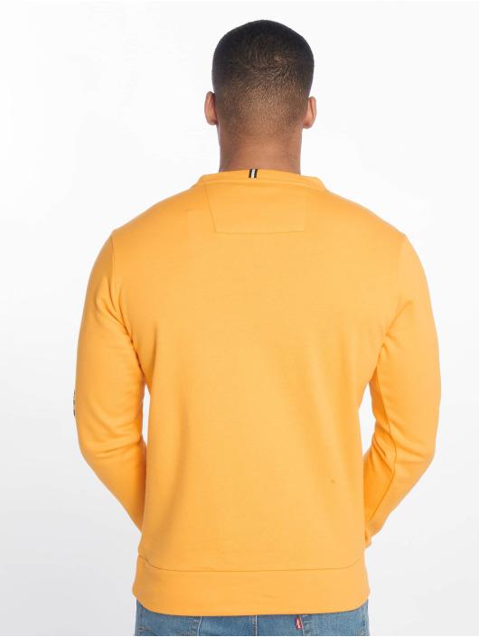Jack & Jones Pullover jcoViktor gelb