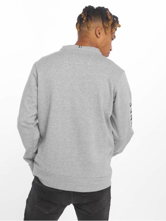 Jack & Jones Pullover jcoViktor grau
