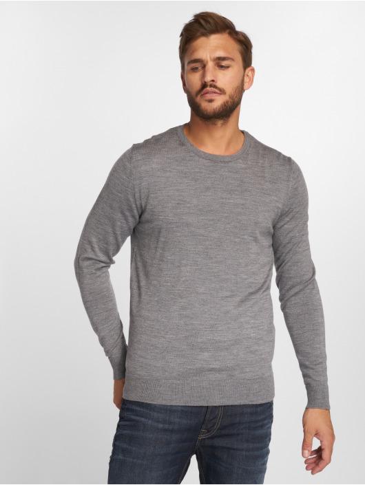 Jack & Jones Pullover jprMark gray