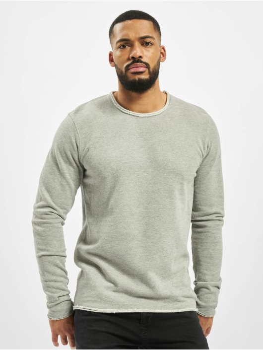 Jack & Jones Pullover jprAddy gray
