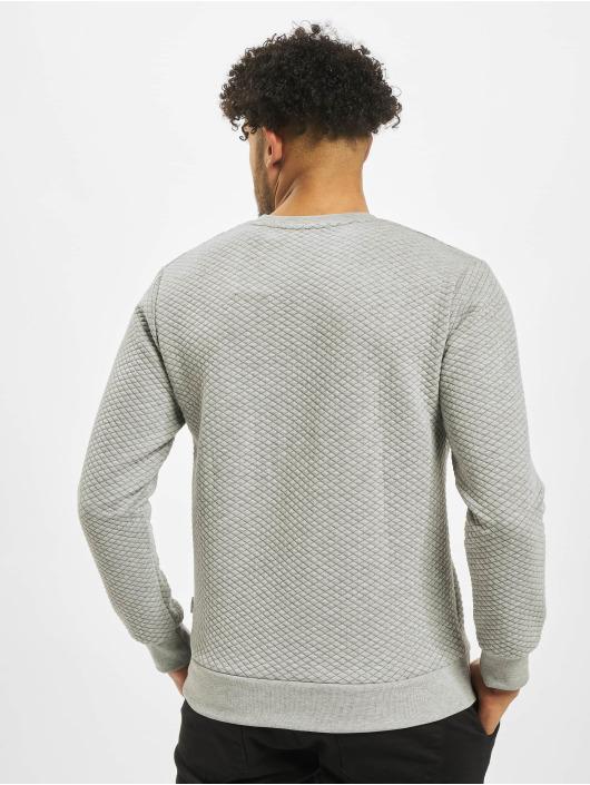 Jack & Jones Pullover jcoButton gray