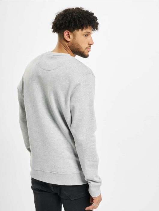 Jack & Jones Pullover jjeChest Logo Noos gray