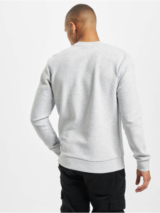 Jack & Jones Pullover jcoStructure gray