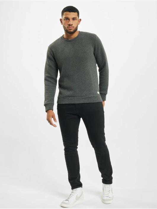 Jack & Jones Pullover jjStructure gray