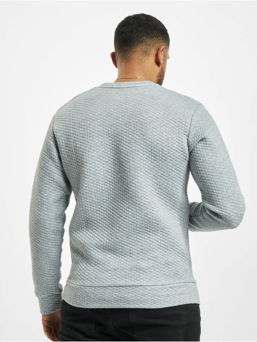 Jack & Jones Pullover jjStructure gray