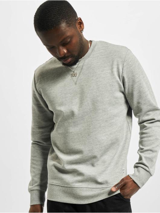 Jack & Jones Pullover jjeBasic Noos gray