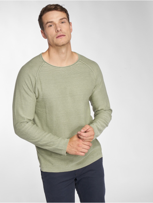 Jack & Jones Pullover jorUSE Knit green