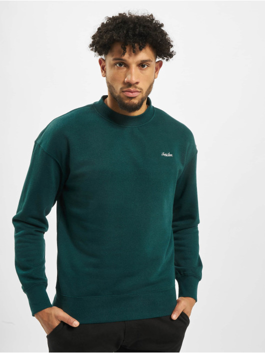 Jack & Jones Pullover jorTopipop green