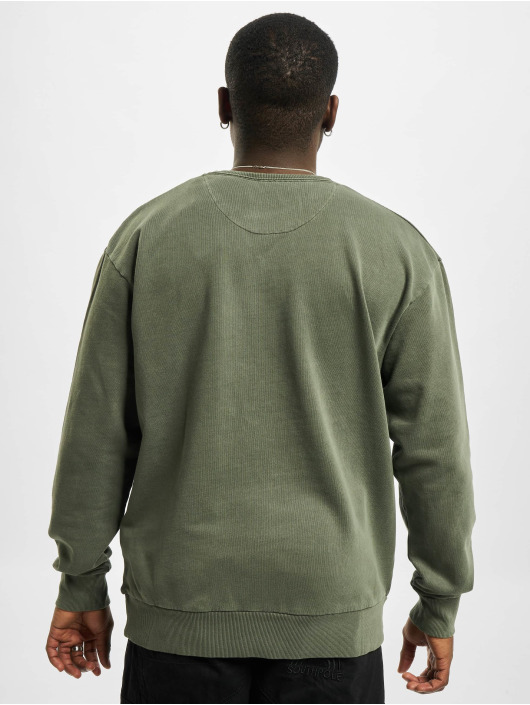 Jack & Jones Pullover jjeWashed Noos green