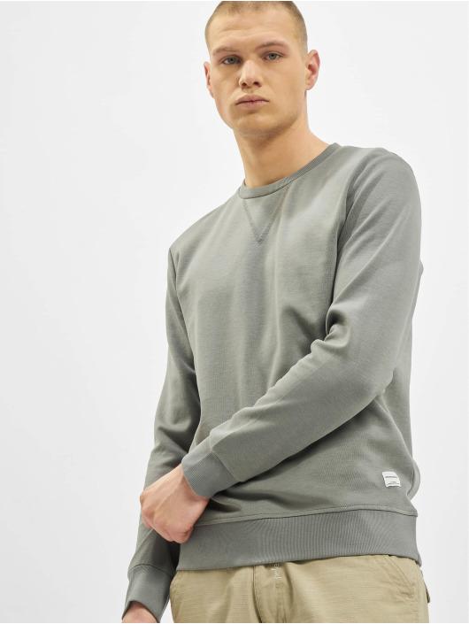 Jack & Jones Pullover jjeBasic Noos grey