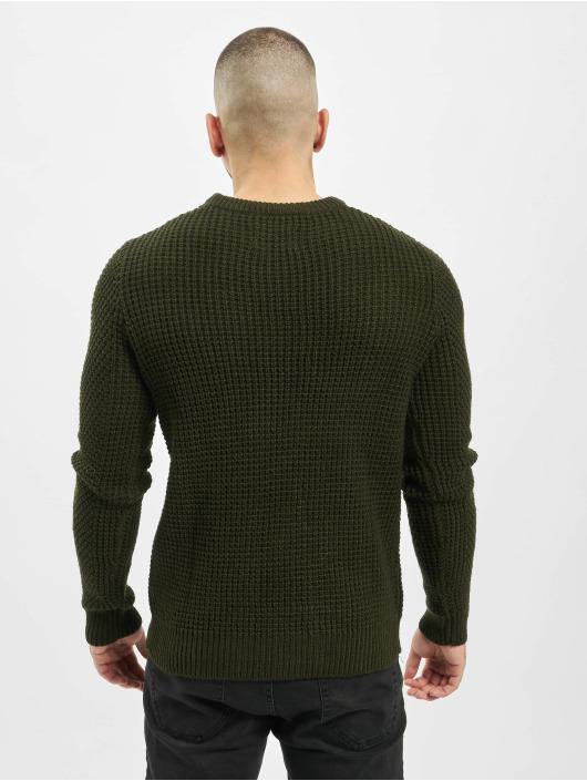 Jack & Jones Pullover jcoStanford grün