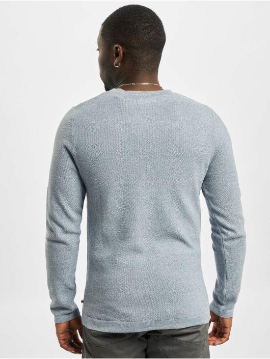 Jack & Jones Pullover jjeRob Knit indigo