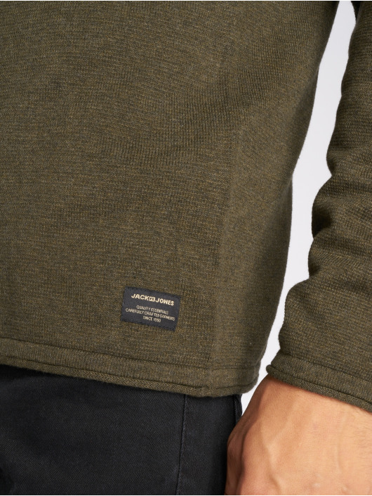 Jack & Jones Pullover jjeUnion olive