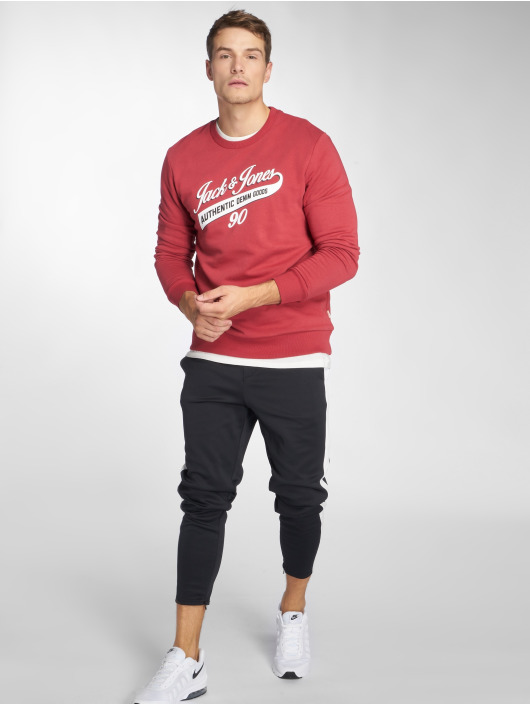 Jack & Jones Pullover jjeLogo red