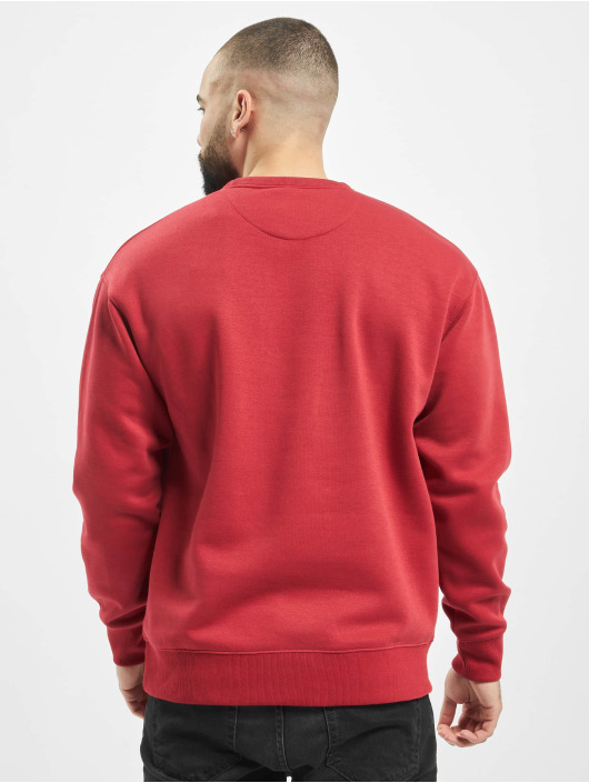 Jack & Jones Pullover jjeSoft red