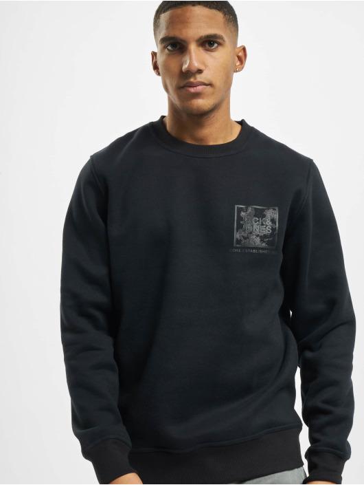 Jack & Jones Pullover jcoOttos schwarz