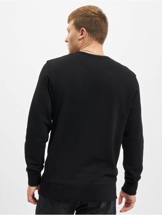 Jack & Jones Pullover Jjeorganic schwarz