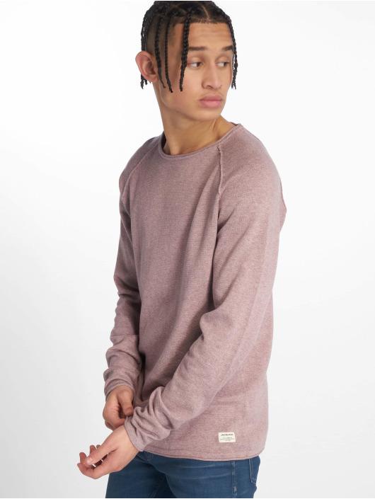 Jack & Jones Pullover jjeUnion Knit violet