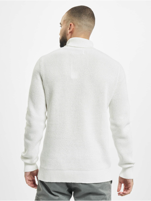 Jack & Jones Pullover jjDesparado Knit Pack weiß
