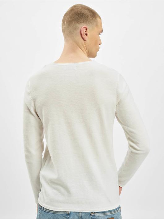 Jack & Jones Pullover jjThorn Knit weiß