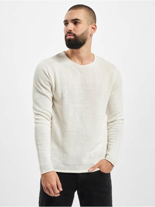 Jack & Jones Pullover jprBlalinen white