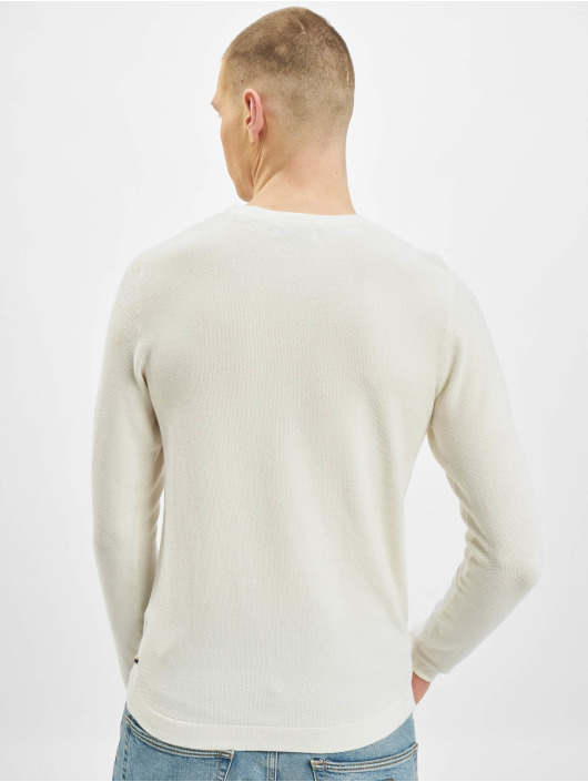Jack & Jones Pullover jjeRob Knit white