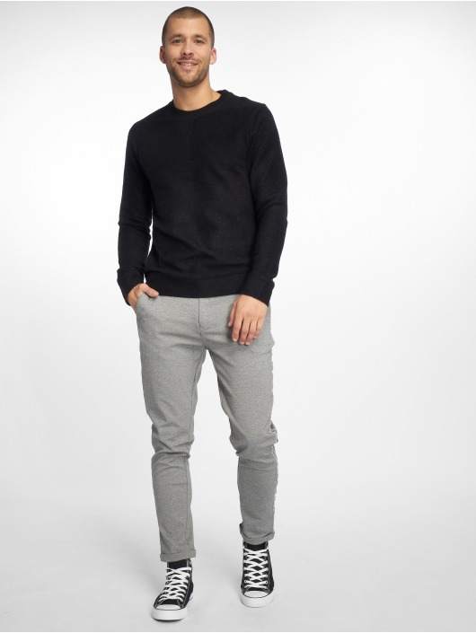 Jack & Jones Pulóvre Jprwilliam èierna