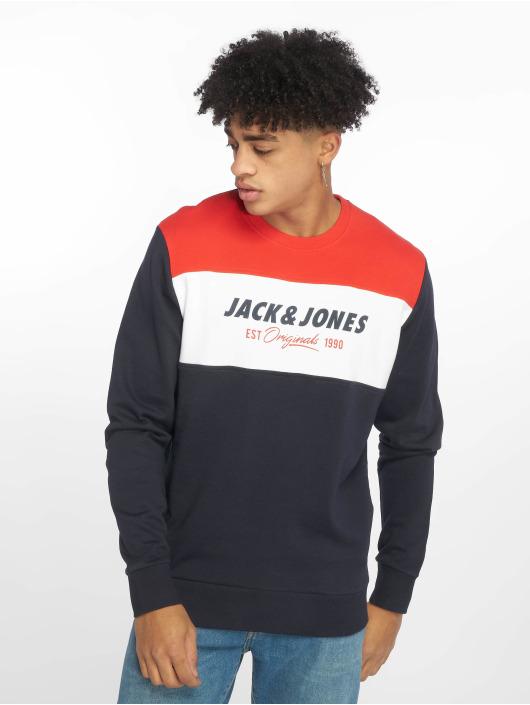 Jack & Jones Pulóvre jorShakedowns modrá
