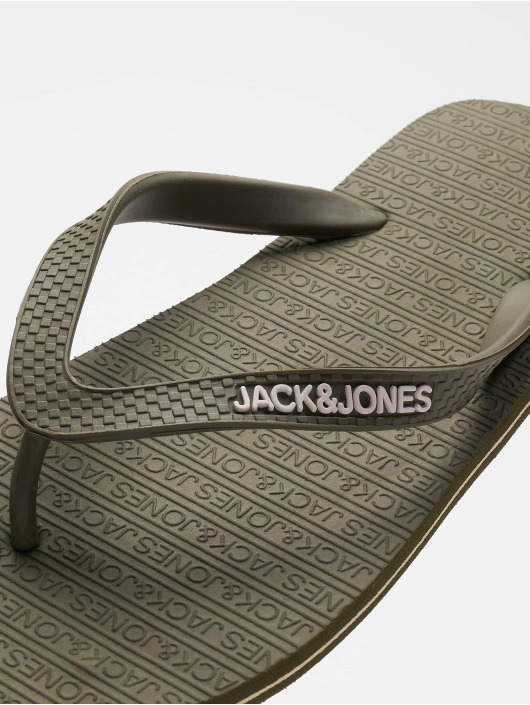 Jack & Jones Sandalen jfwBasic olive