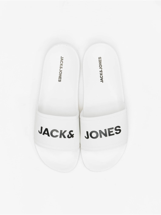 Jack & Jones Sandalen jfwLarry Pool weiß