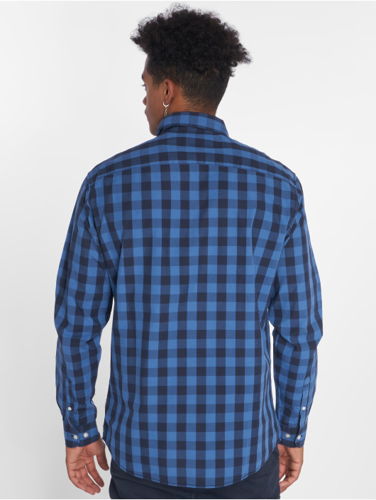 Jack & Jones Shirt jjeGingham blue